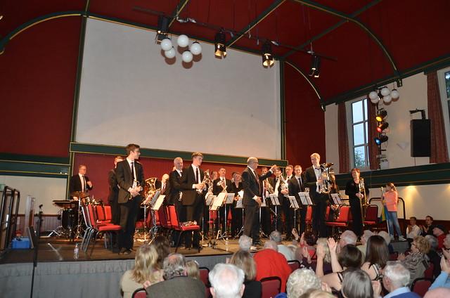 Konsert i Uppermill