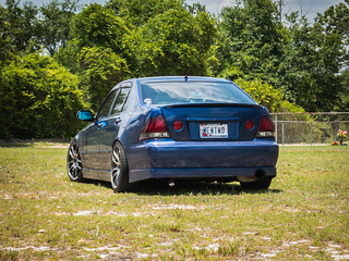 IS300 Back End | by gold94corolla
