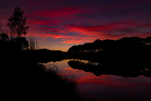 Sunset Reflection at the Barragem | by www.craigrogers.photography