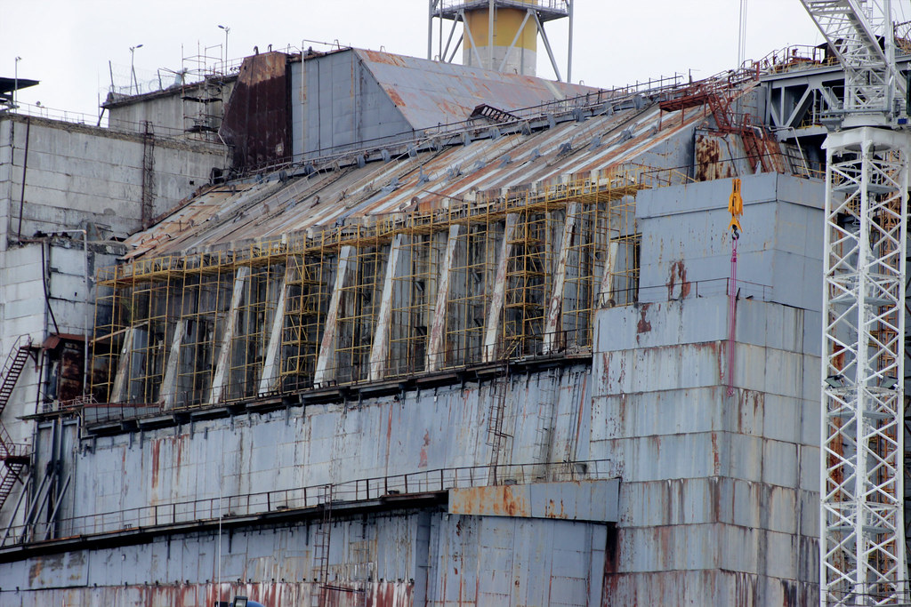 Chernobyl Nuclear Power Plant – #AtomicallySpeaking