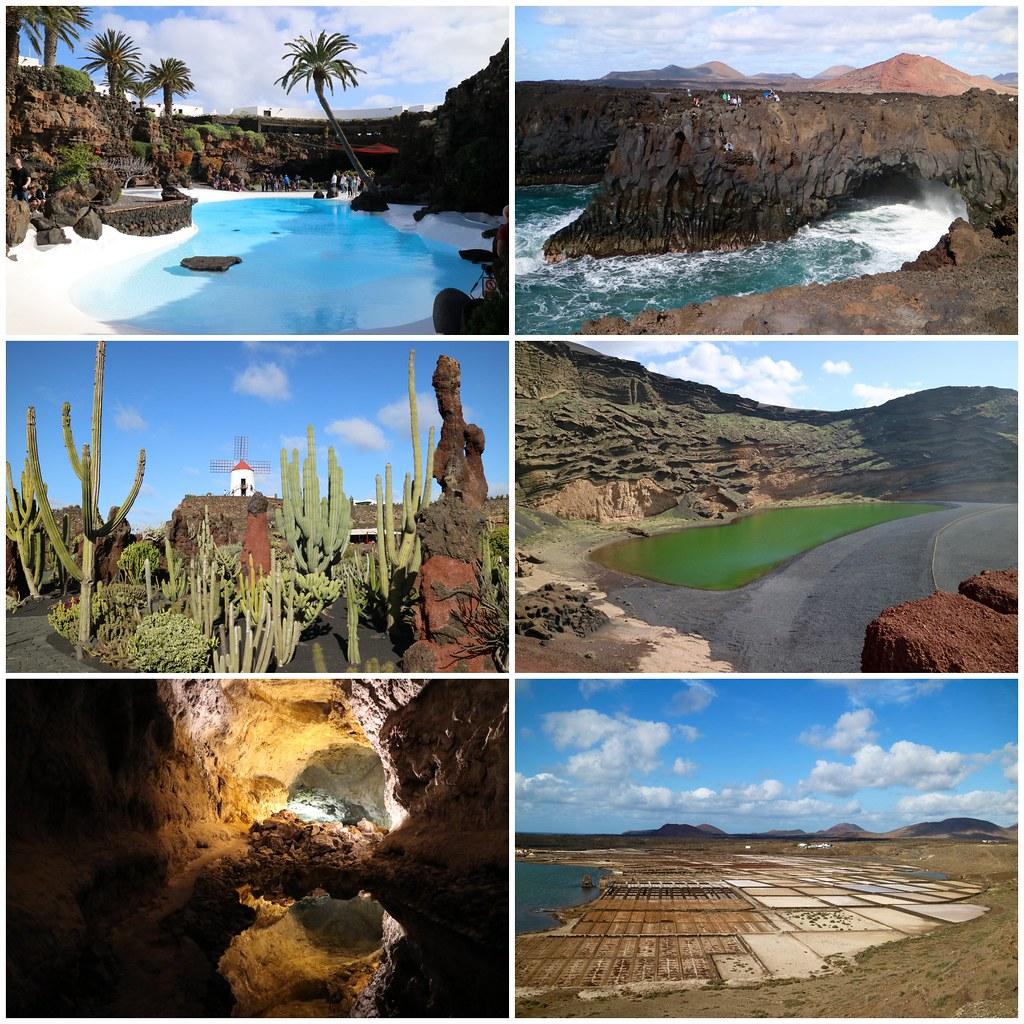 Visitas imprescindibles Lanzarote