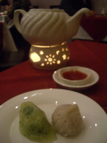 Steamed dumplings at Purple Sands | by mutemonkey