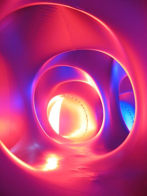 Sziget 2008 - Luminarium
