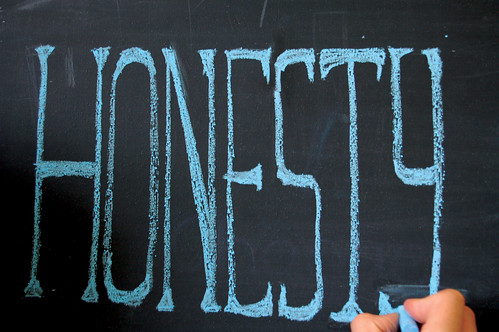Honesty | by thinkpublic