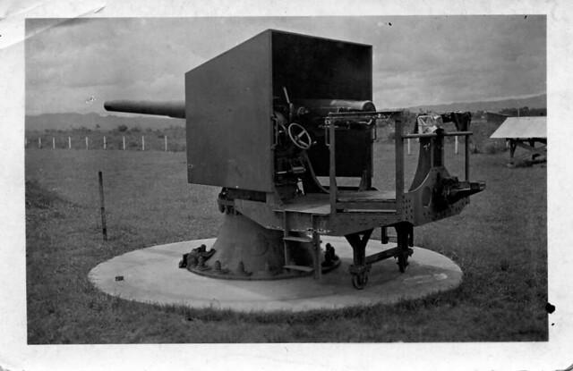 12 L/40 in Batoedjadjor , Dutch Indies , late 1930's