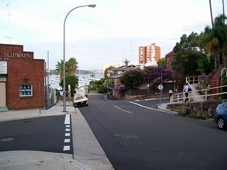 Kirribilli, corner of Ellamang Avenue and Willoughby Street