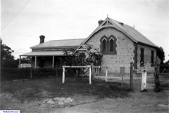 Barabba  Primary School and School House