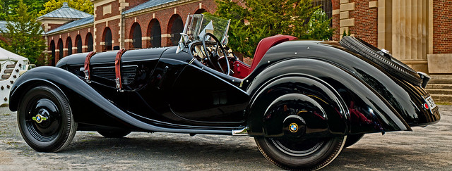 BMW 328s Roadster 1937