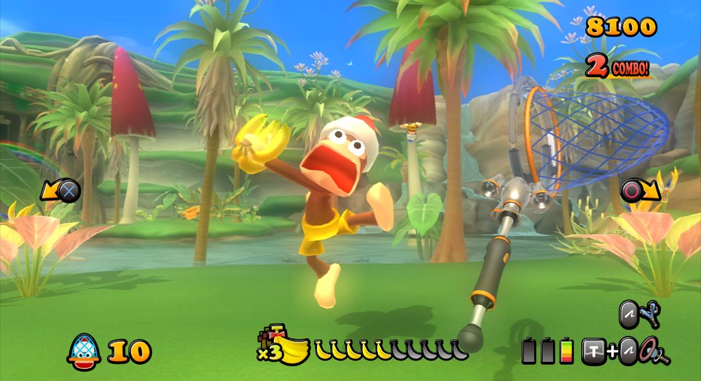 PlayStation Move Ape Escape for PS3 (PSN) | PlayStation Move… | Flickr