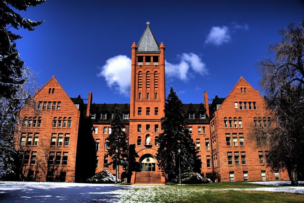 Colleges In Denver Colorado >> Loretto Heights College Denver Colorado Teikyo Loretto H Flickr