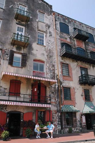 Savannah Architecture   by goingslo
