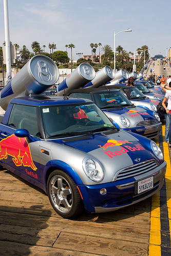 red bull coopers