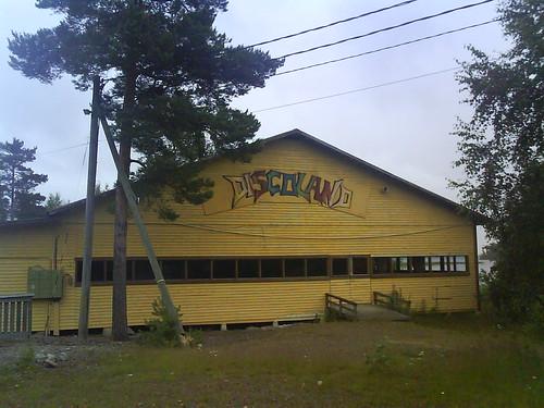 Discoland Lestijärvi