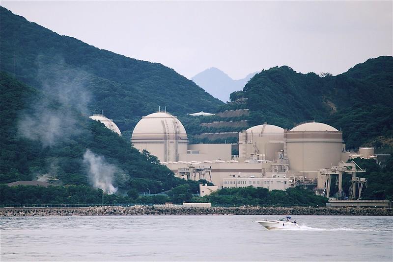 大飯原子力発電所 Ooi Nuclear Power Plant
