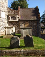 Marsham graves