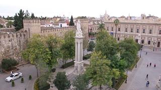 Plaza del Triunfo   by jl FILPO