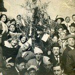 A Hollywood Christmas and New Years Party, Old School
