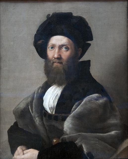 Baldassare Castiglione, c. 1515