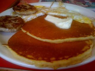 A Hearty Breakfast Before BlogPotomac