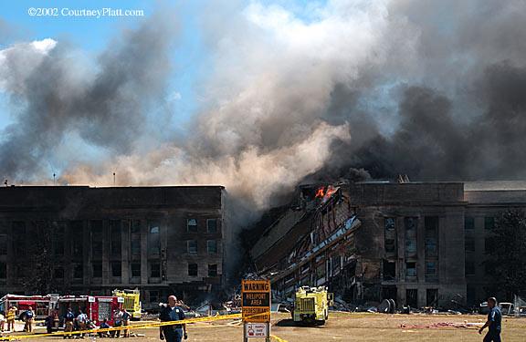 Pentagon 9/11 wide scene 54