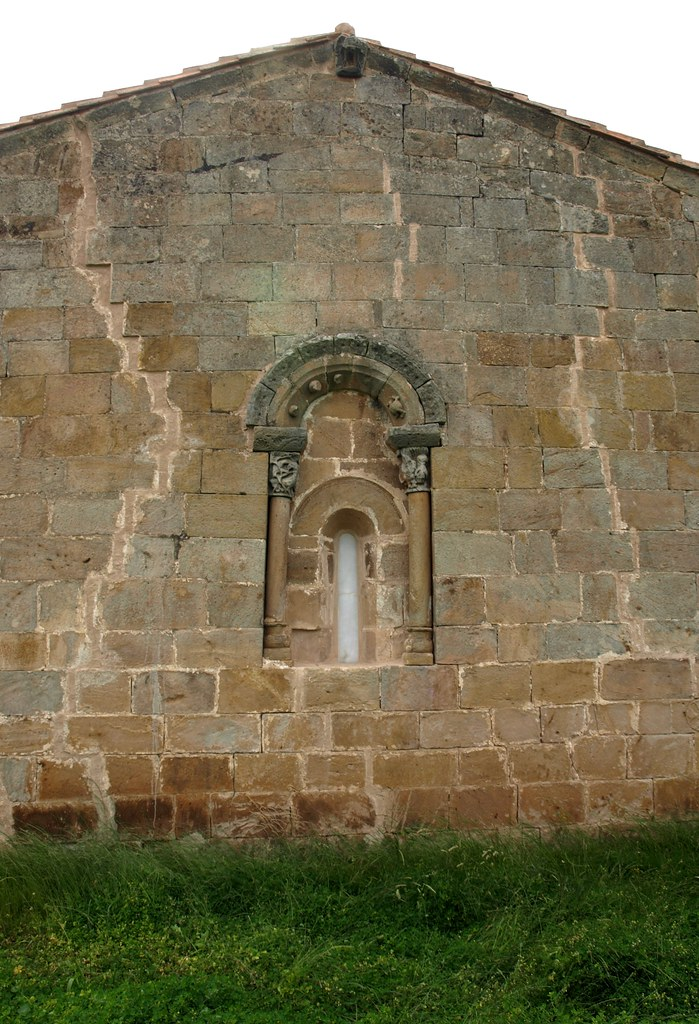 Cezura (Palencia). Iglesia de Santiago Apóstol. Cabecera | Flickr