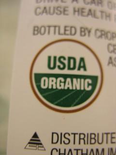 USDA Organic label | by nikoretro
