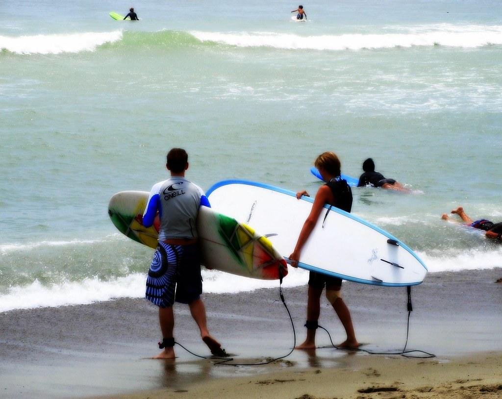 Doheny State Beach - debaird™