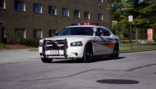 Dodge Charger Police Car >> Dodge Charger Police Car at BGSU | A Dodge Charger police ...