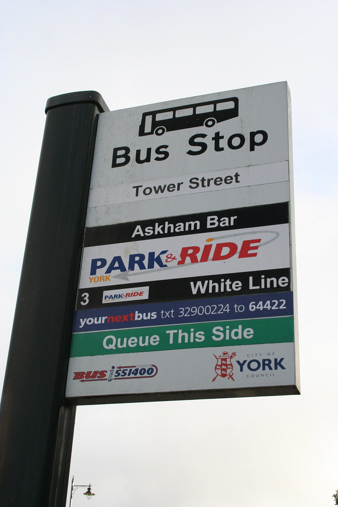 York Park and Ride