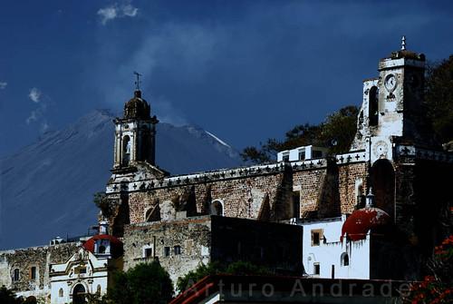 Convento Franciscano de Atlixco, Pebla MEXICO