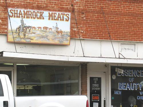 50a Shamrock TX - Shamrock Meats | by Johns Never Home