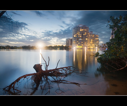 wood longexposure light sunset building tree water night clouds composition reflections river gold evening coast brighton nightshot dynamic background australia parade qld queensland suburb limb range dri increase southport royale foreground blend rivage goldcoast nerang smoothness dynamicrangeincrease 14mm sigma1020 4215 3exposures nerangriver canon400d blendingexposures rivageroyale 75brightonparade goldcoastsuburb buildingbywater buildingbyriver