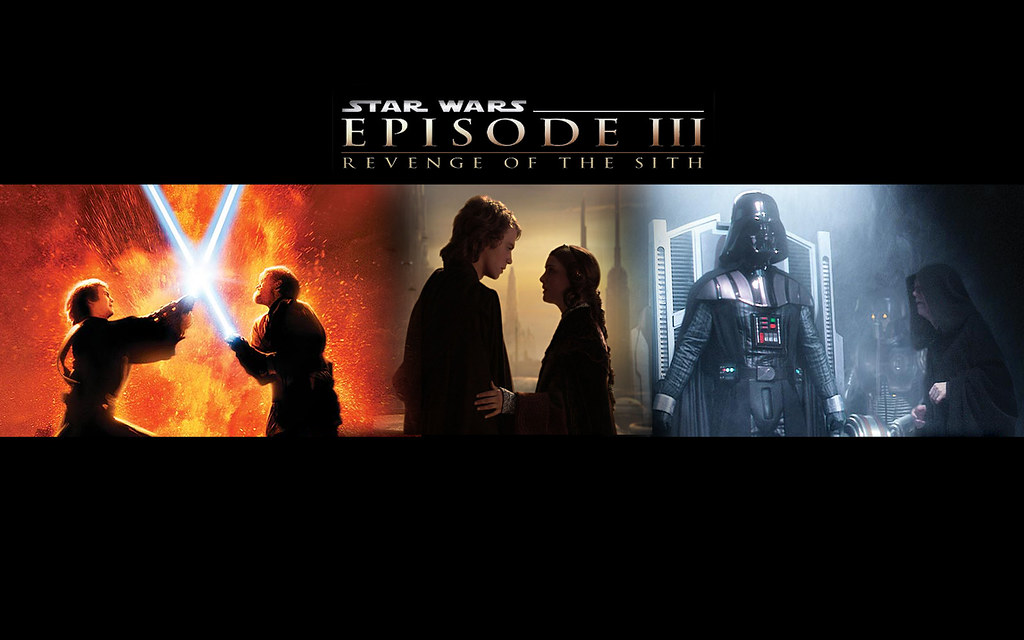 Star Wars Episode 3 Revenge Of The Sith Banner Wallpaper Flickr