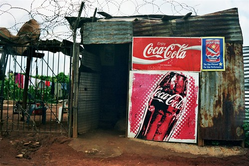 Coca Cola in Soweto | by S1m0nB3rry