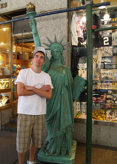Lady Liberty and Zack