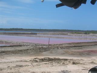 Salt lakes, Sandaani II