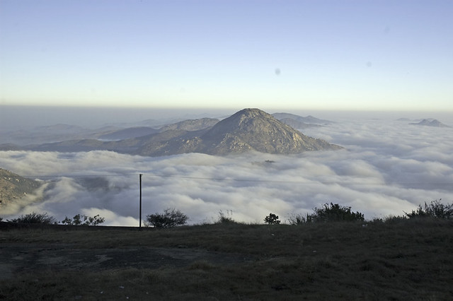 Nandi Hills.. |Tourist places in south India |