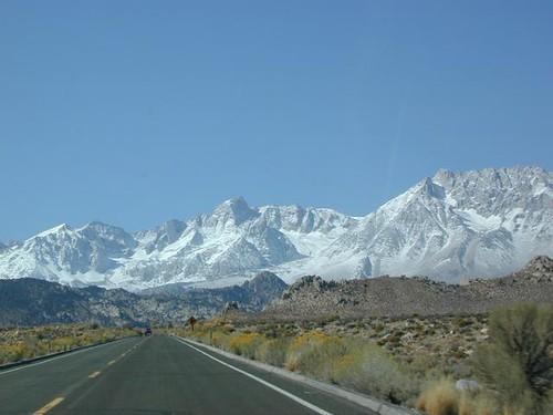 Hwy 168, Eastern Sierra