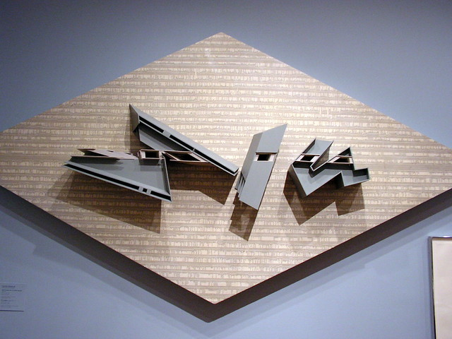 Daniel Libeskind jewish museum concept