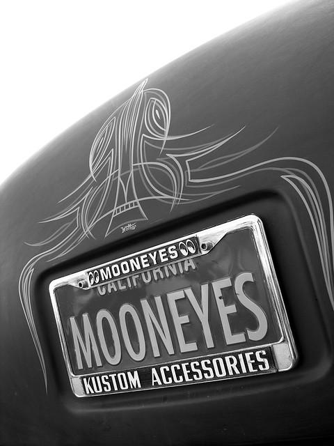 Mooneyes Hot Rod