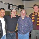Tue, 06/12/2005 - 3:14pm - Calexico with Darren DeVivo at WFUV