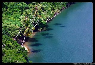 Chavón river in La Romana, Dominican Republic