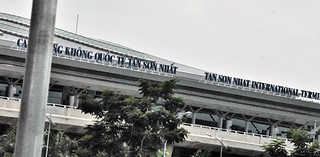 Aéroport international de Tân Sơn Nhất | by pontfire
