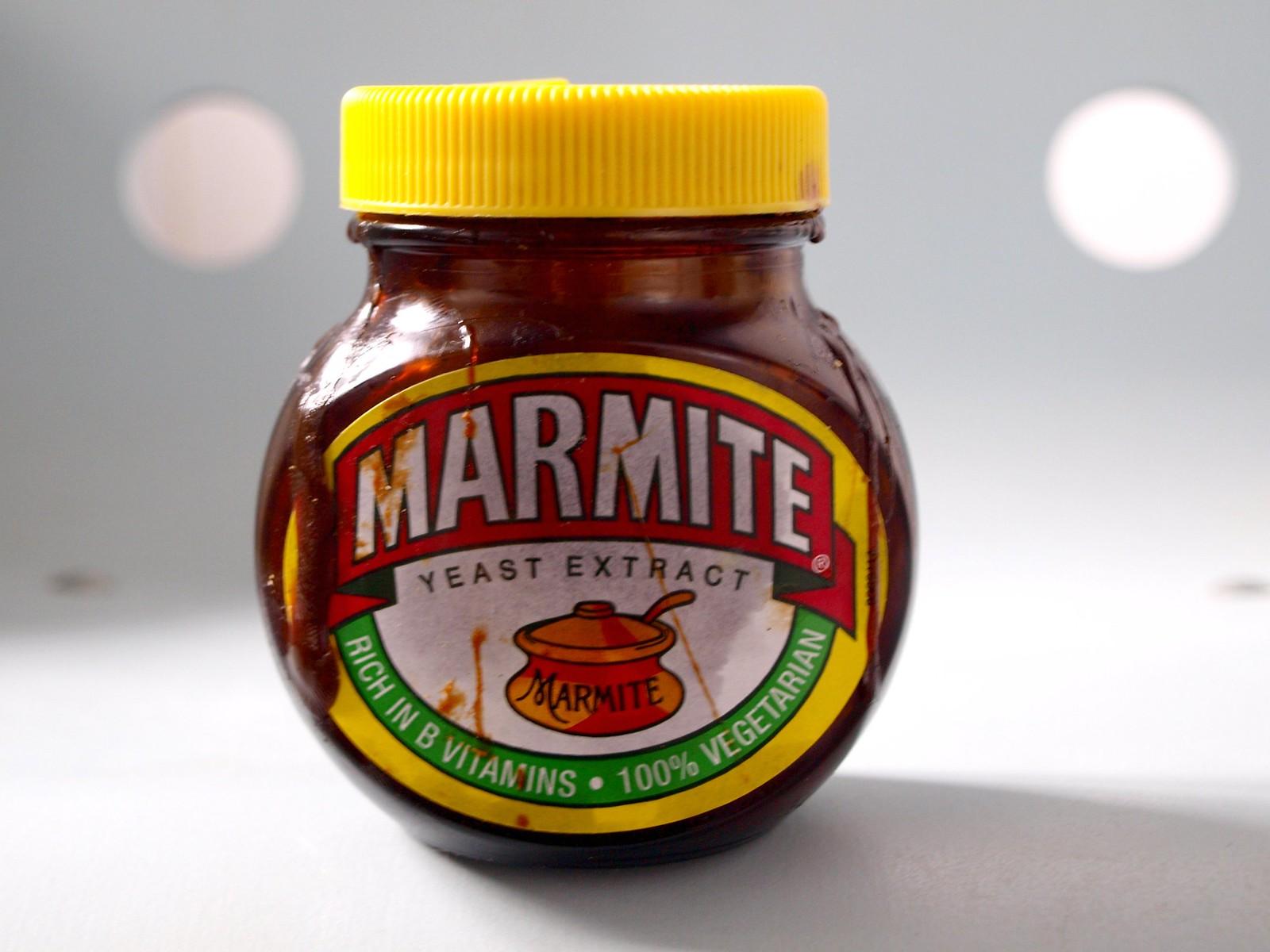 Day #353 Marmite