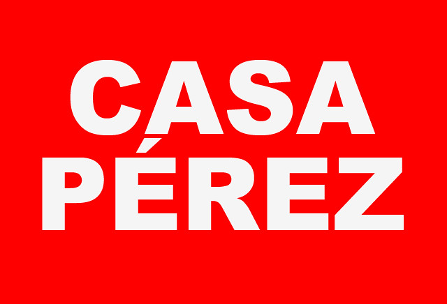 CASA PÉREZ