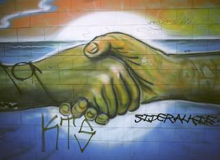 Hand Shake | by Alan Nakkash