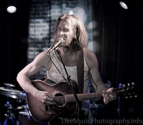 Grayson Capps - The Basement - Nashville, TN