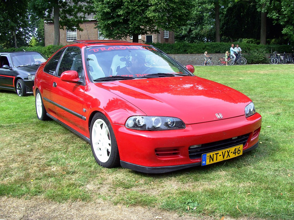 1996 Honda Civic Coupe 1 5 Lsi St Nyk Oldtimer And Tuning Flickr