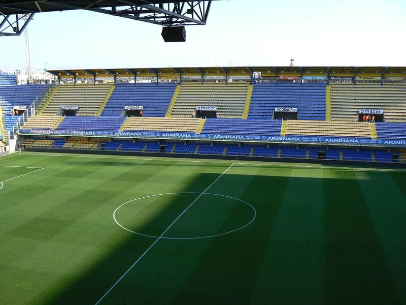 Villarreal - Nastic (El Madrigal)