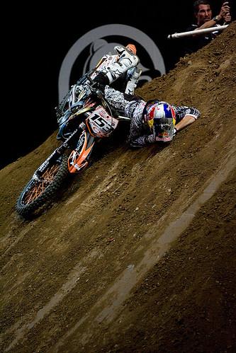Ronnie Renner crash